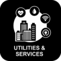 Utilities Serv Icon